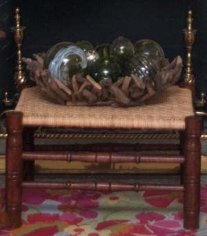 Brumby Footstool